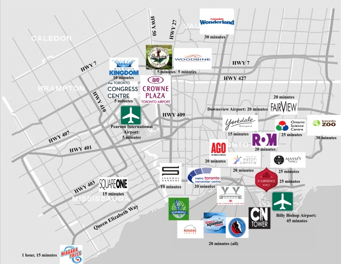 Crowne Plaza (Map) Light 5